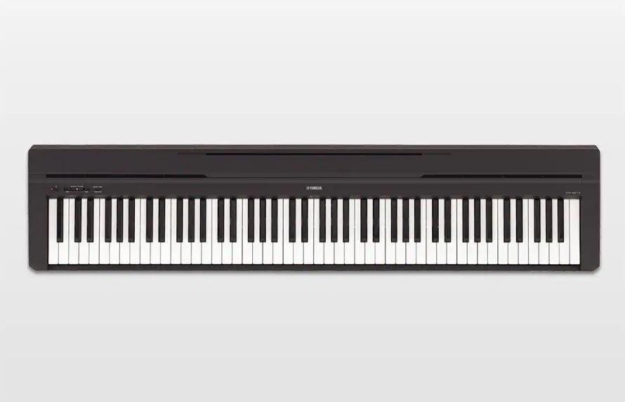 Piano digital Yamaha P45B: Opiniones, características y precio